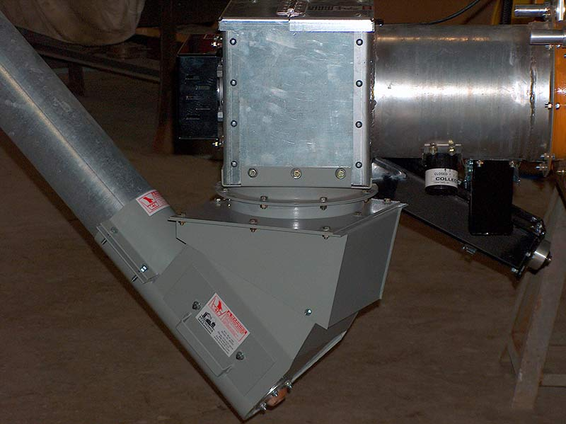 Adjustable Hopper Dryer
