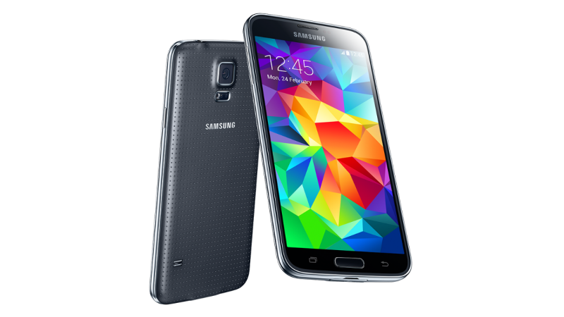 Samsung Galaxy S5 Cell Phone Repair