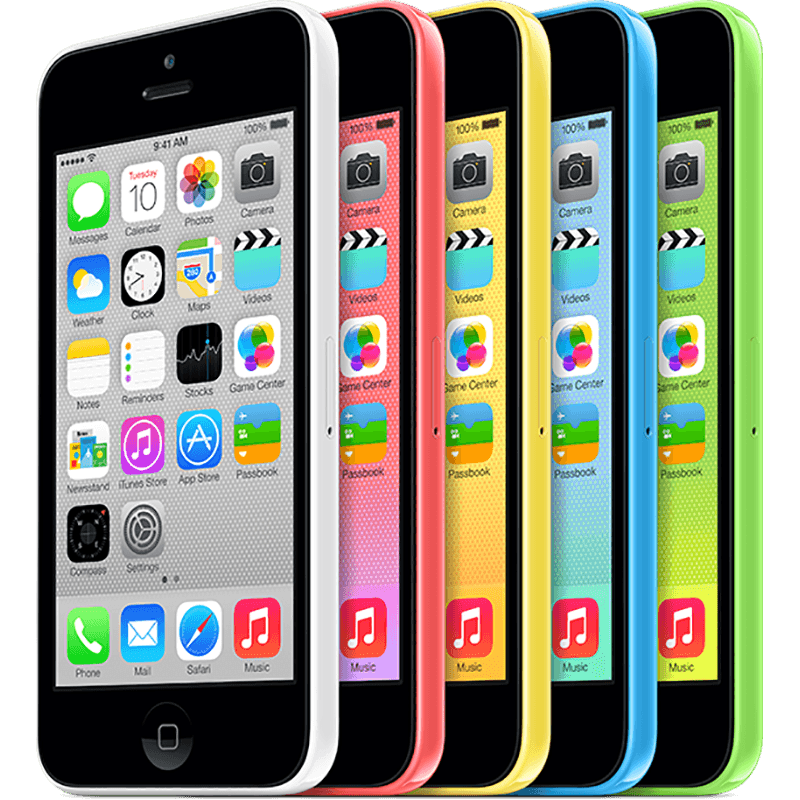 Apple iPhone 5C Cell Phone Repair