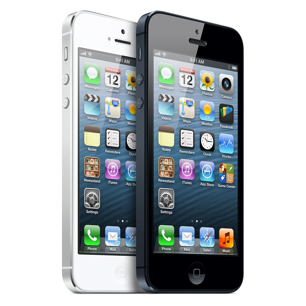 Apple iPhone 5 Cell Phone Repair