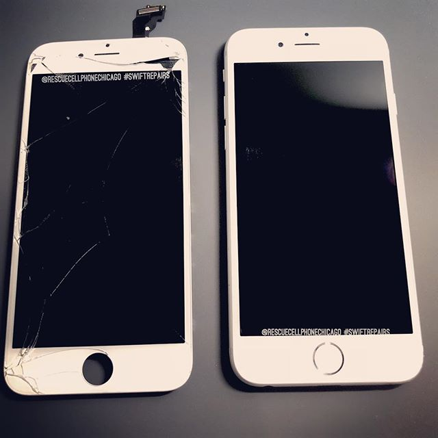 Another Monday is here! Put that screen repair on top of your to do list this week 📱#iphone6 🛠#screenrepair