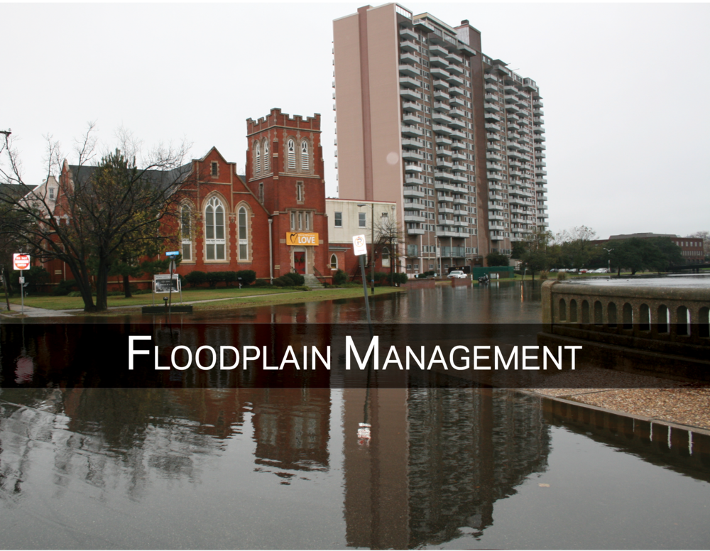 Helping localities protect, enhance, and restore open space in floodplains  -