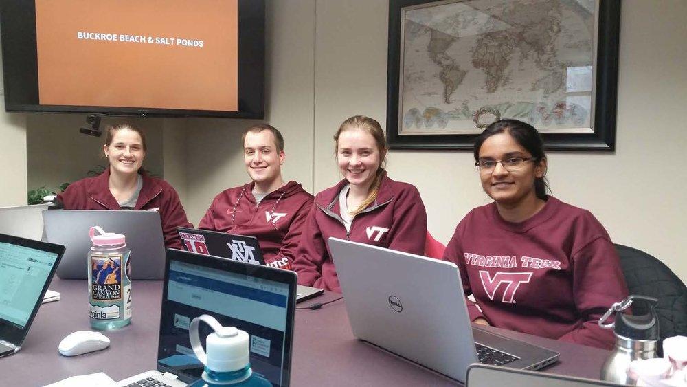 Collaboratory Hampton-Virginia Tech 2017 presentation2.jpg