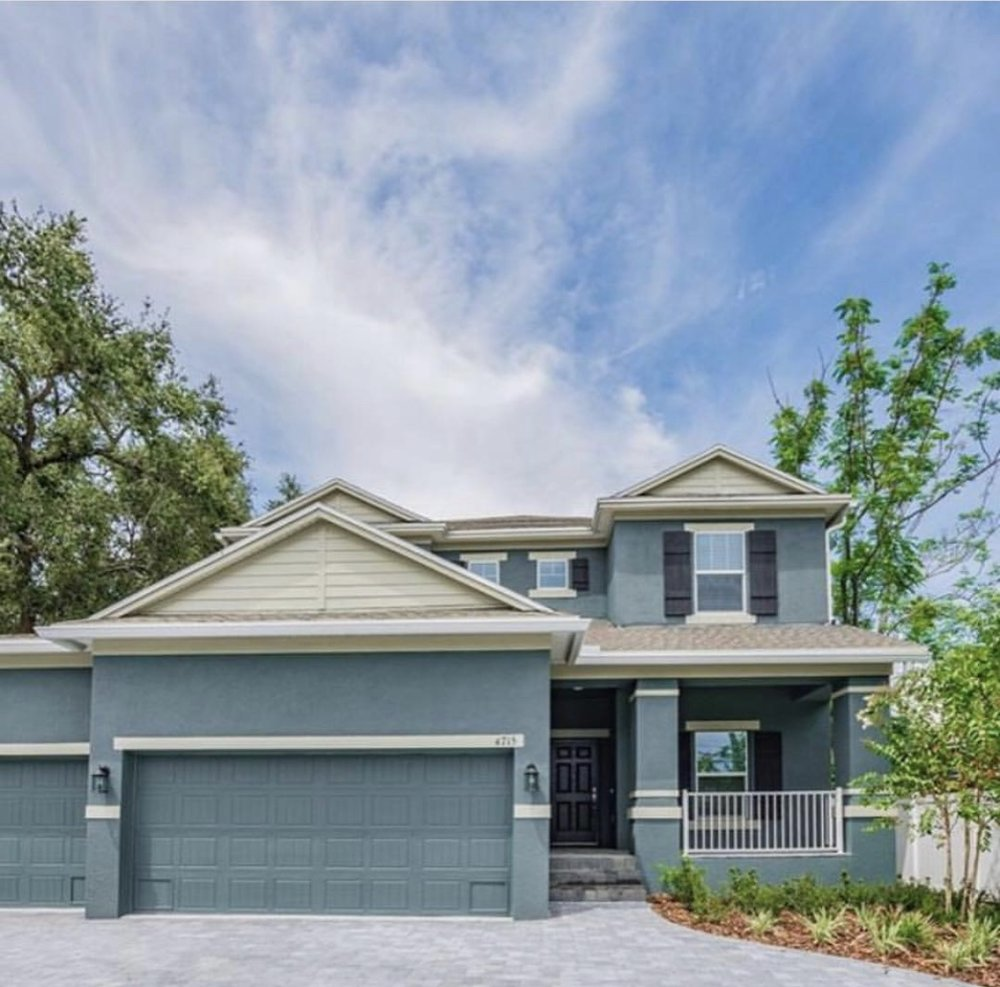 This is one of the lovely homes Anne showed this month. She has the connections her clients need to get situated in highly desirable areas like South Tampa.