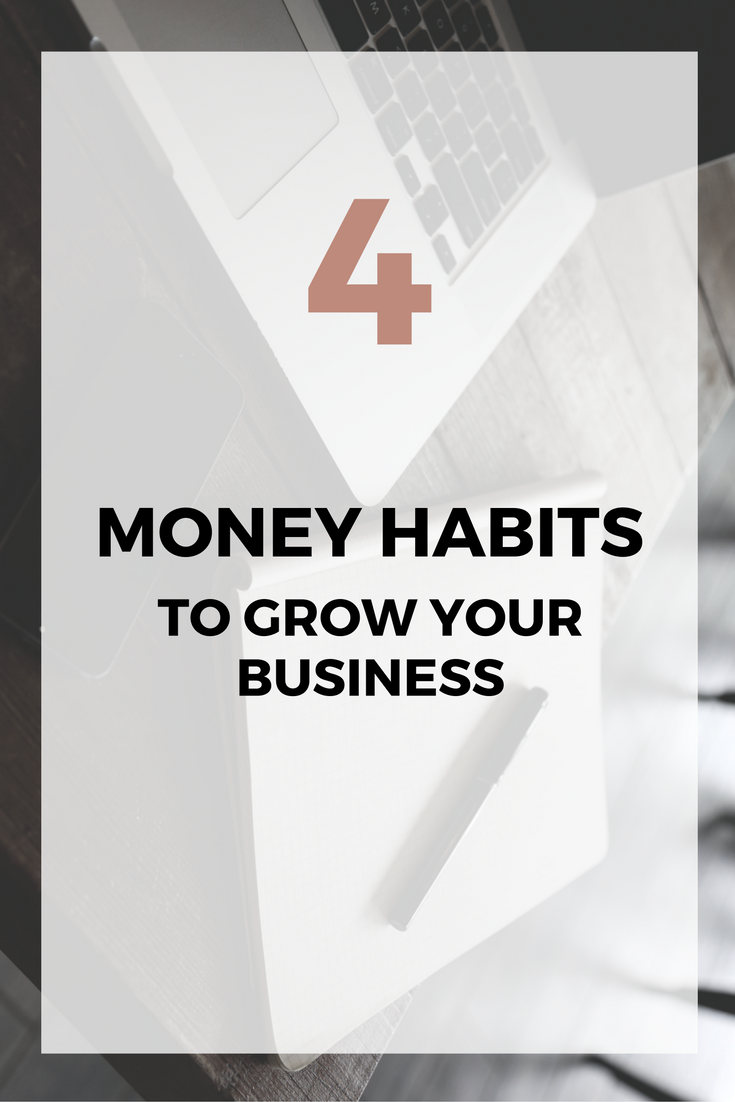 money habits to gow your business