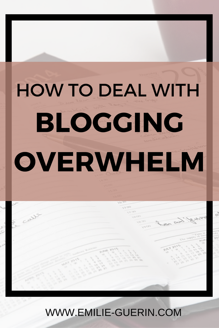 blog overwhelm, blog tips, challenge time, goal setting,