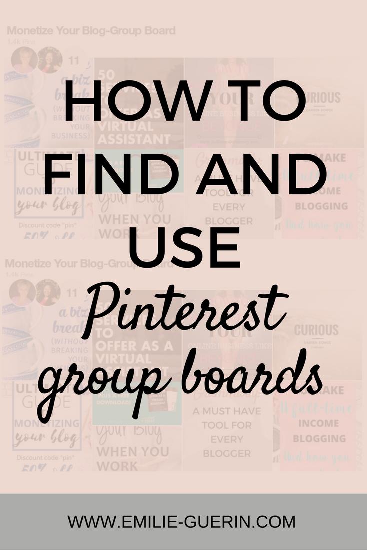 Pinterest, Pinterest tips, Pinterest group boards, social media, blog tips