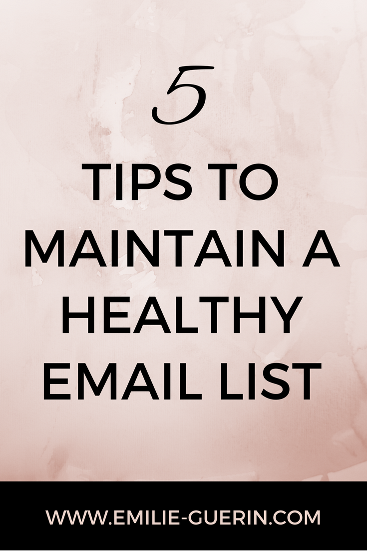 email list, email list tips, email marketing, what to send to your list, build relationship with your list