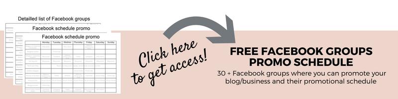 free facebook promo