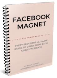 Facebook magnet