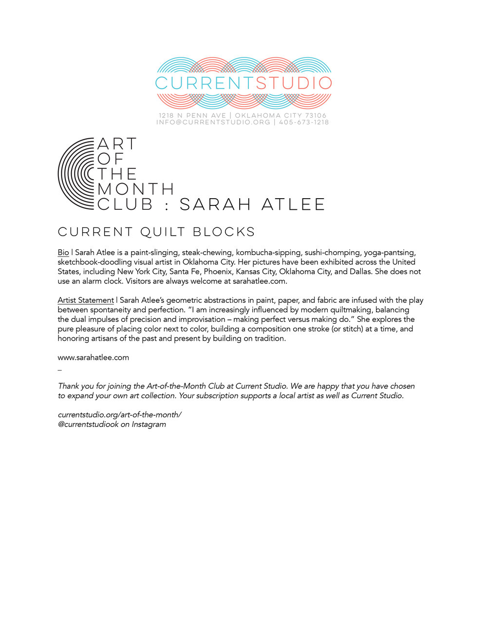 art of the month artist sheet - sarah atlee.jpg