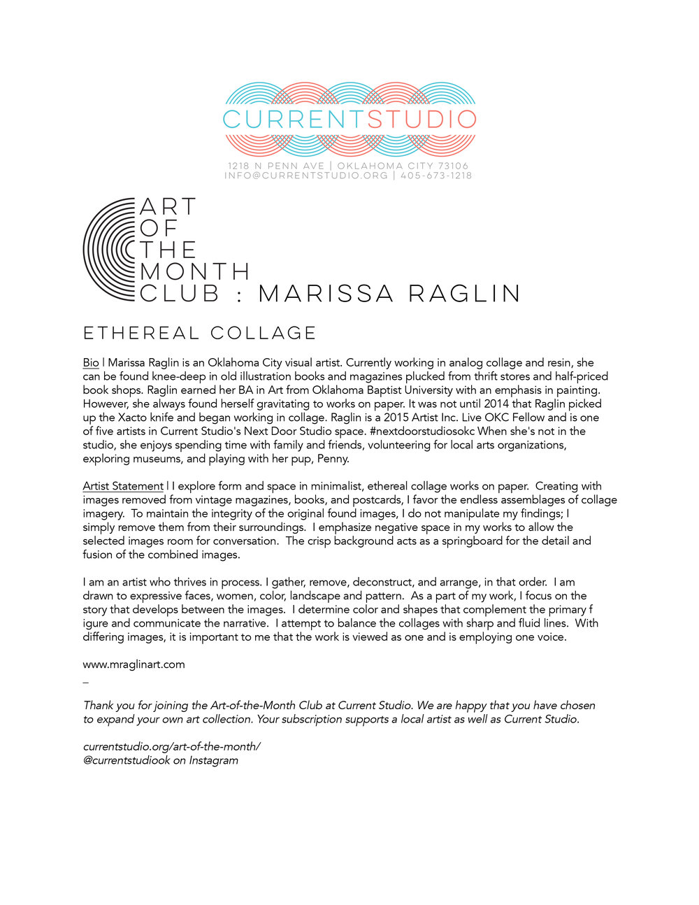 art of the month artist sheet - marissa raglin.jpg