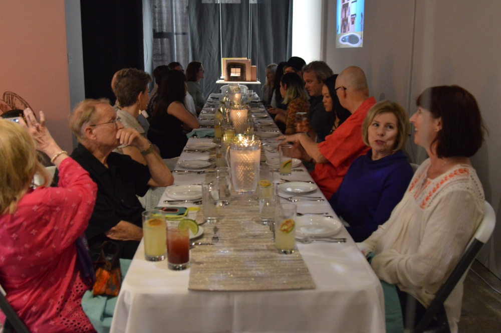 ARTIST + CHEF DINNER CELEBRATING NICOLE EMMONS-WILLIS AS FIRST ARTIST-IN-RESIDENCE