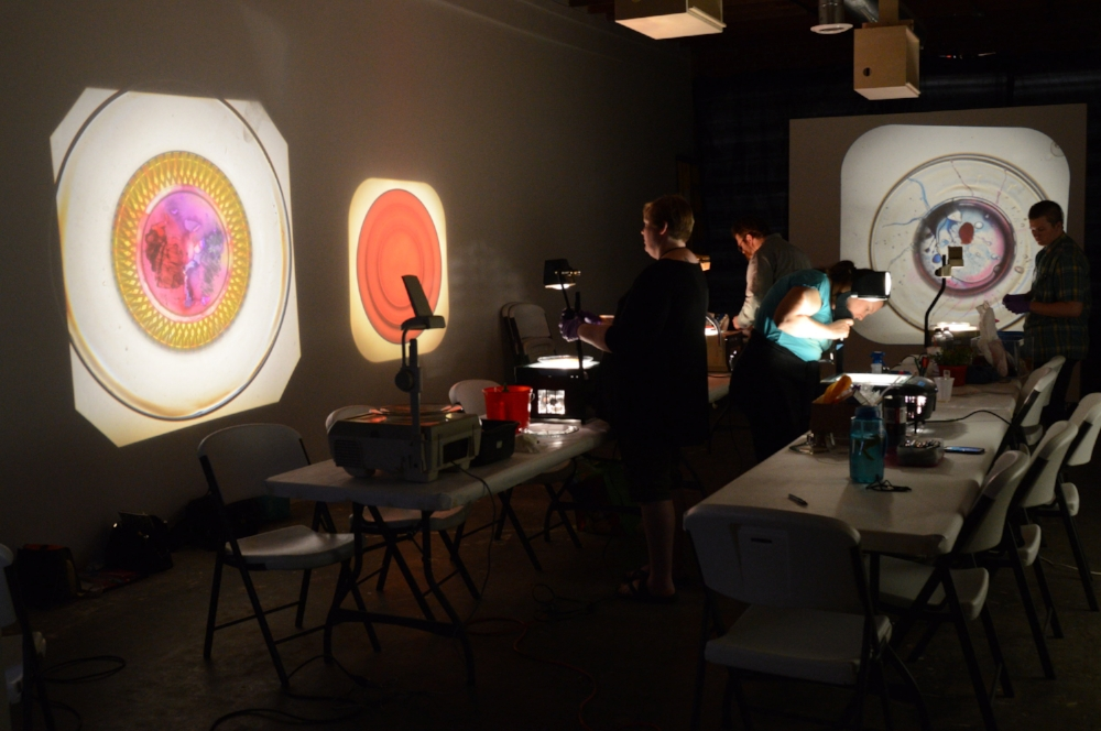ADULT SUMMER CAMP: LIGHT & PROJECTION DAY
