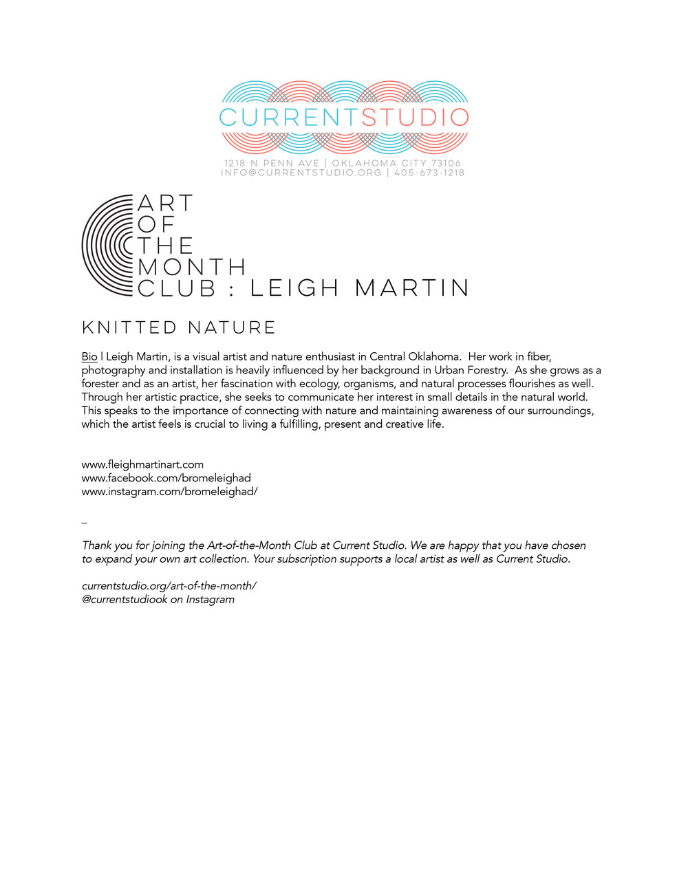 art of the month artist sheet - leigh martin.jpg