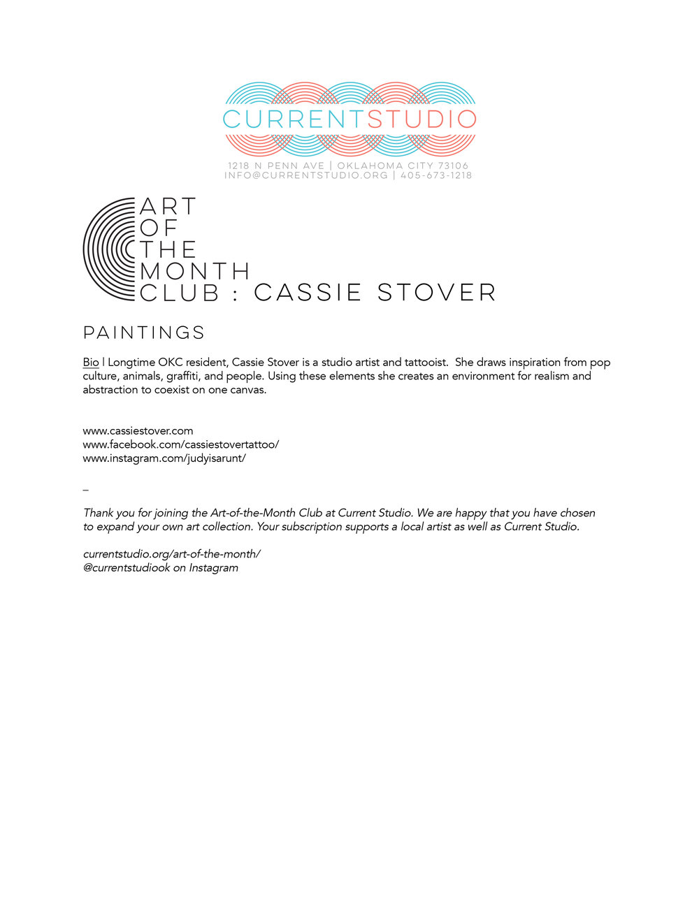art of the month artist sheet - cassie stover.jpg