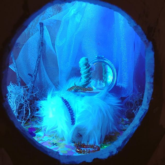 Many portals to alternate worlds exist within the @factoryobscura SHIFT installation. We can't wait for you to explore! Opens Thursday with a reception for sponsors only. Just $5 gets your name on the list. www.factoryobscura.com. #factoryobscura #portal #explore