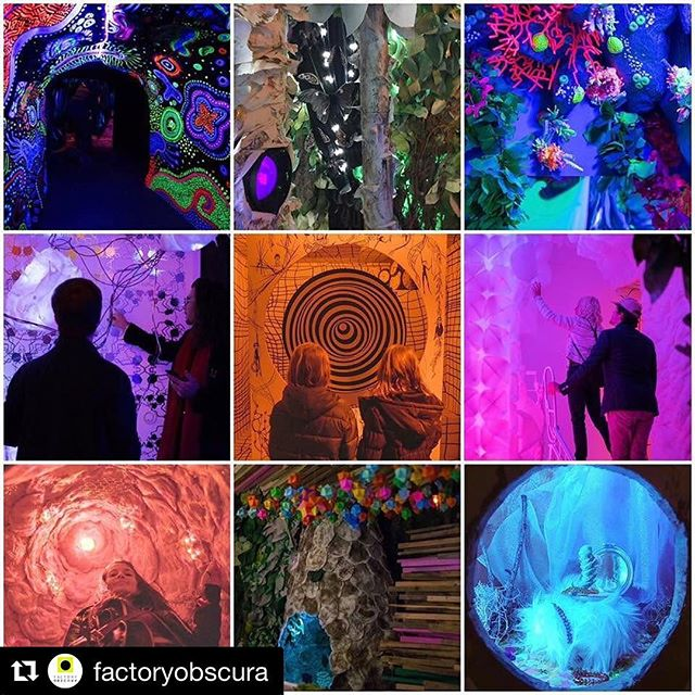 Congrats to our Artists in Residence for reaching their fundraising goal tonight! #Repost @factoryobscura ・・・ THANK YOU for your support of SHIFT at @currentstudiook ! Tonight we made our target goal on our @hatchfund campaign with hours to spare on our deadline! Since we made our target goal, our campaign now gets an additional 30 days to reach our stretch goal of $60k. Still time to show our artists some love with a gift. Link in bio. #factoryobscura #goals #artistlove #supportlocalartists  #thankyou