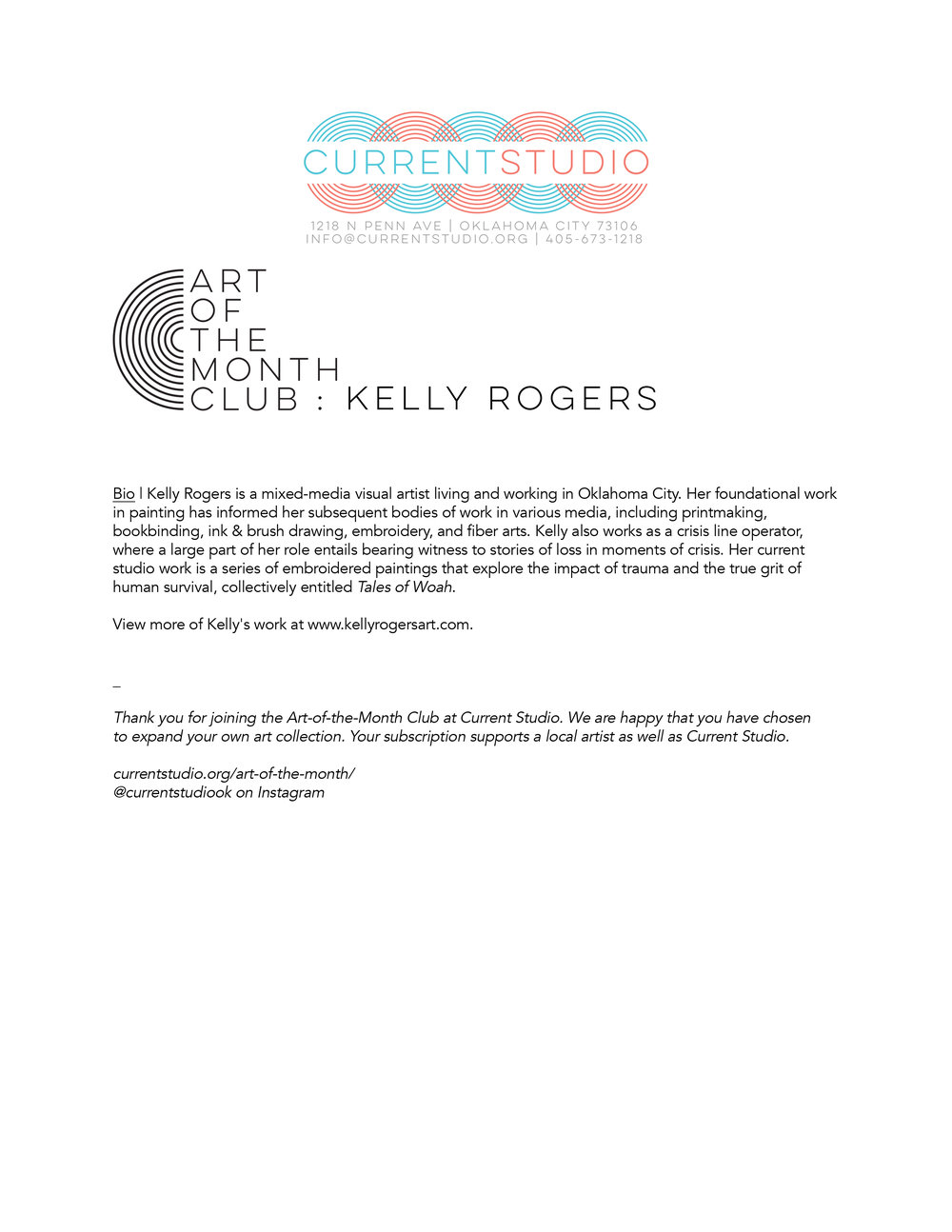 art of the month artist sheet - kelly rogers.jpg