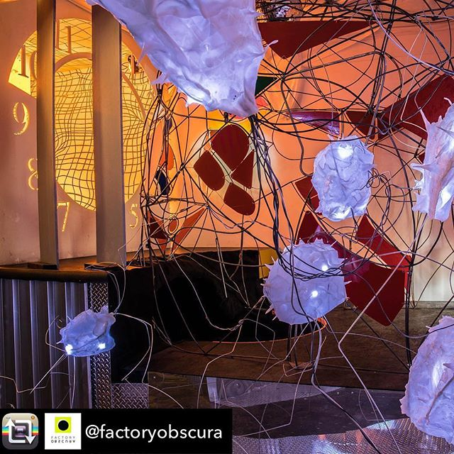 Repost from @factoryobscura - TONIGHT @ 7PM: Join the Factory Obscura team for a collaboration conversation. We'll discuss our collaborative process and invite conversation about how to cultivate more artistic collaboration in OKC. We'll also share info about how to get involved with us on future projects. Free and open to artists of all types! #factoryobscura #collaboration #conversation #future #OKC
