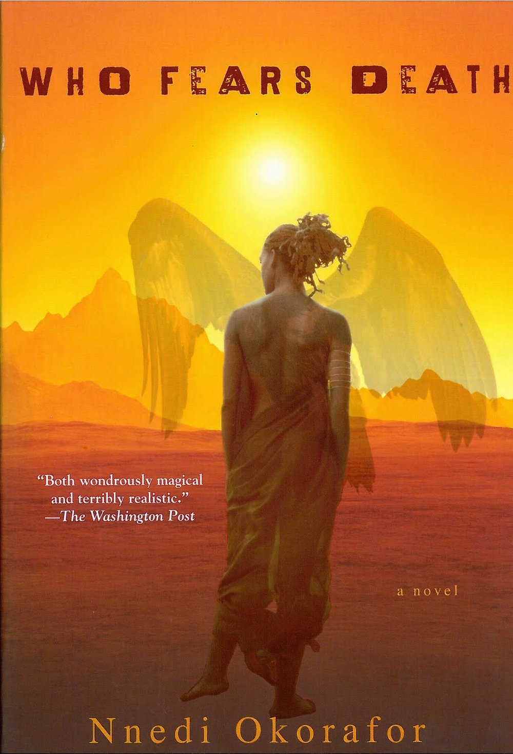 Who Fears Death, by Nnedi Okorafor