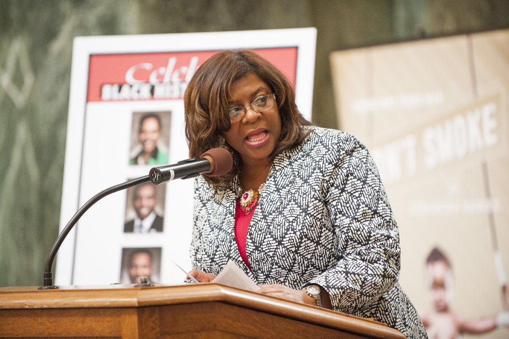 Senator LaTonya Johnson