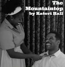 "Tanisha Pyron in ""The Mountaintop"""