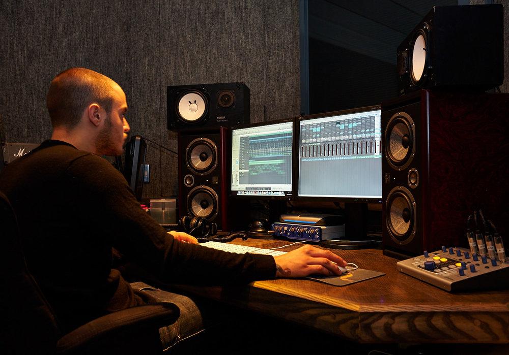 Atomic Studios, London