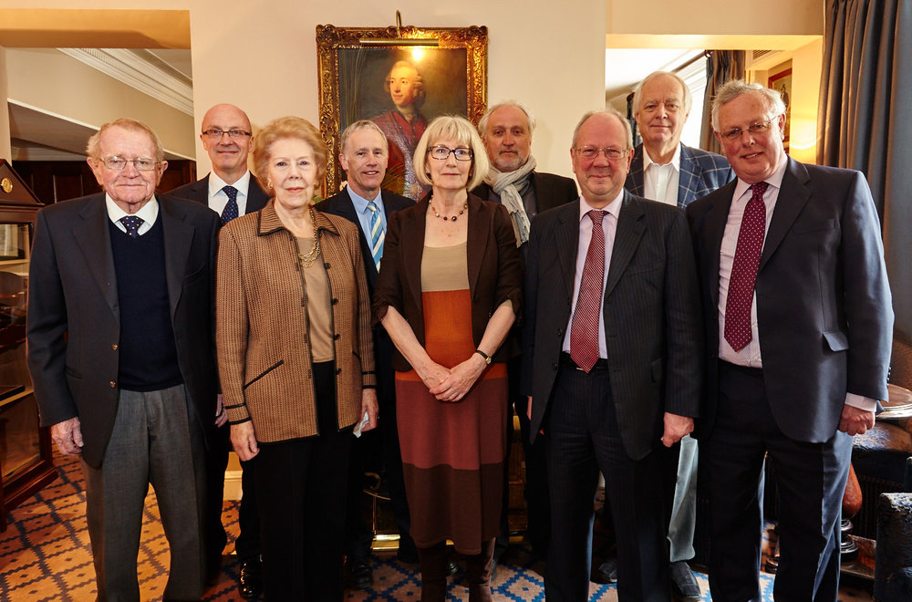 FSA Trustees Final Meeting, London