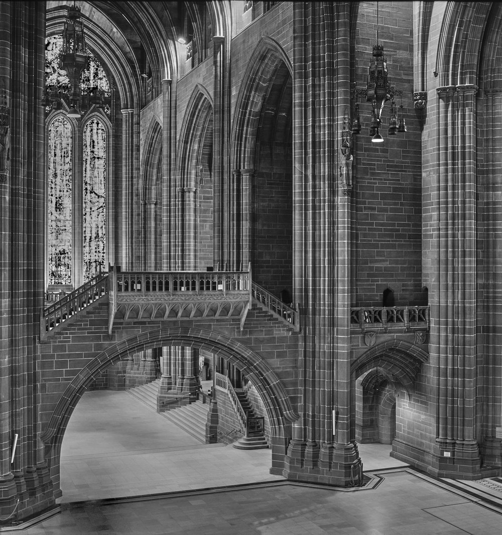 The Dulverton Bridge, Liverpool Cathedral