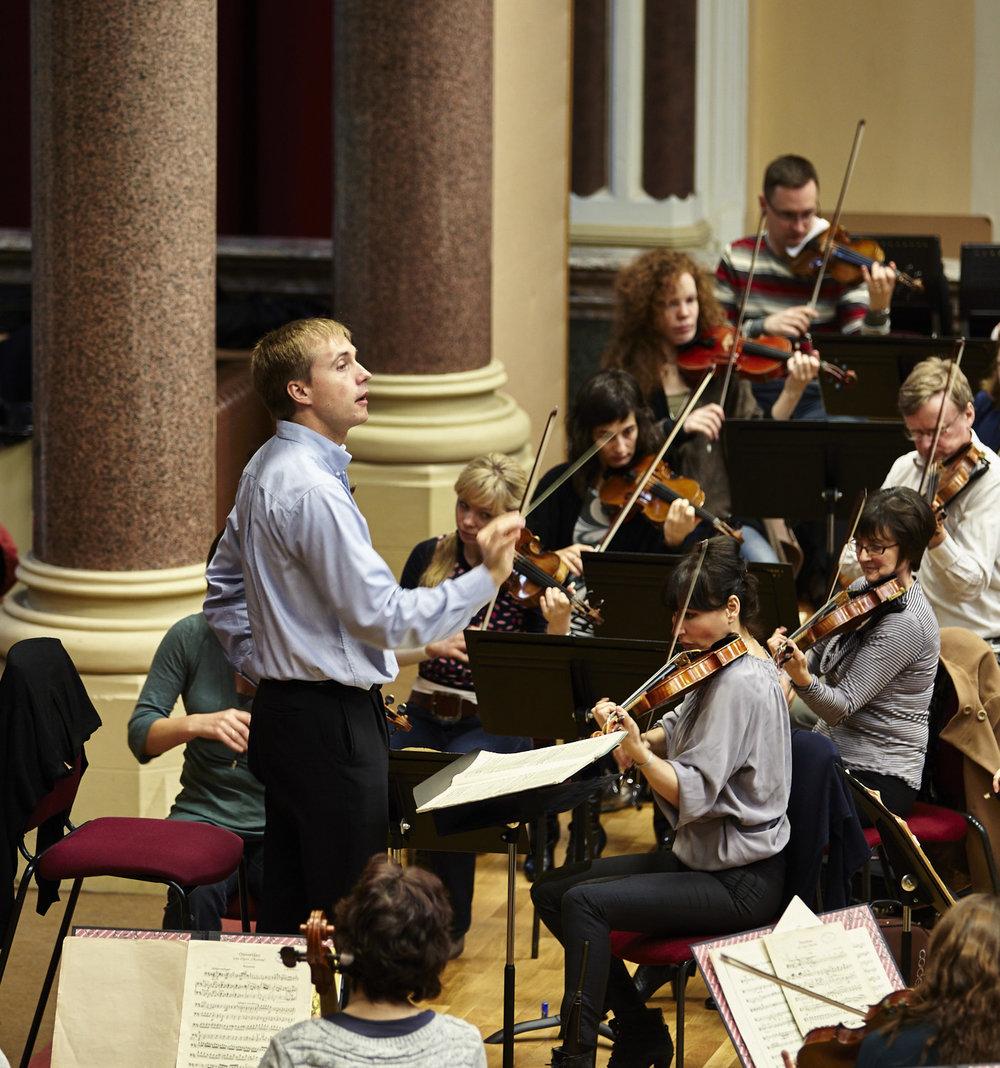Vasily Petrenko, Liverpool Philharmonic