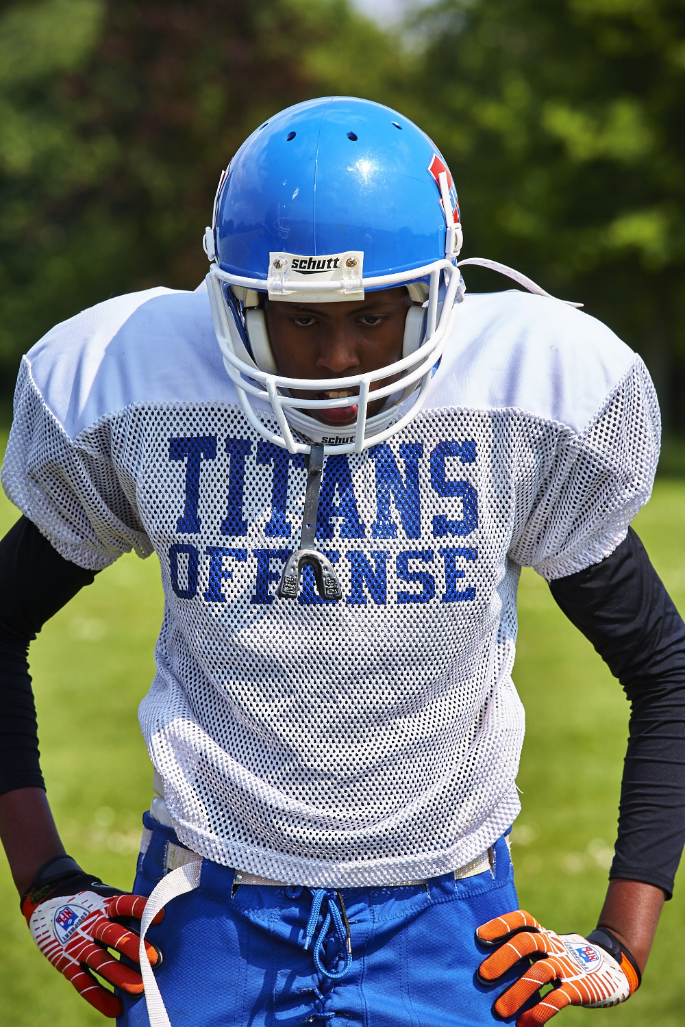Manchester Titans American Football
