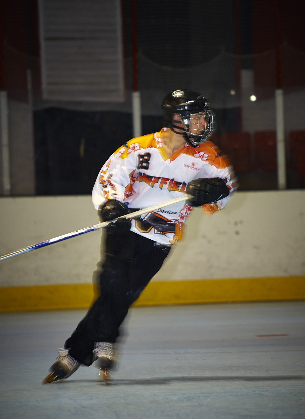 Sheffield Flames Roller Hockey
