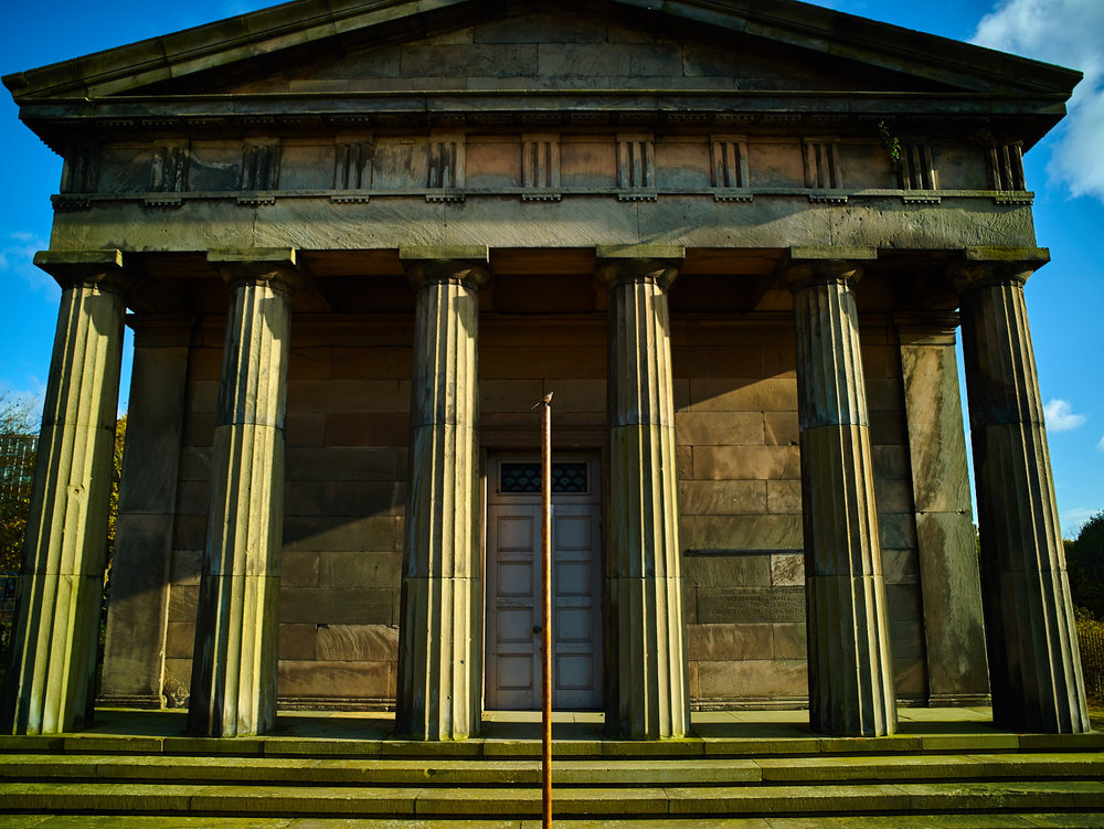 Roman Standard, The Oratory, Liverpool, artist Tracey Emin