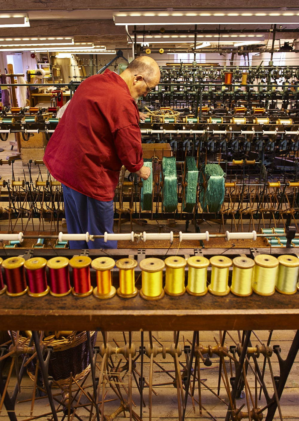 Whitchurch Silk Mill Trust
