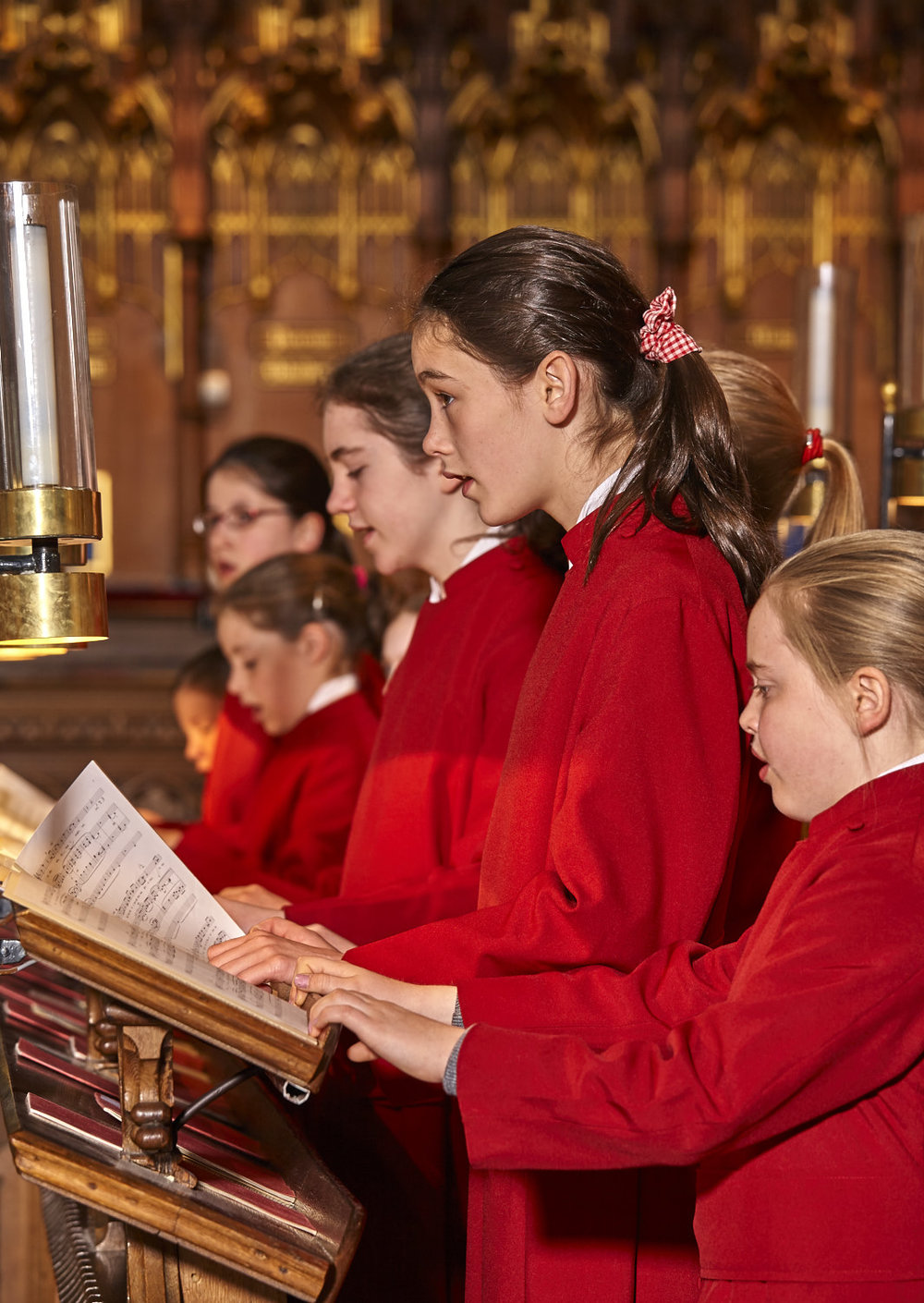 York Minster Girls Choir