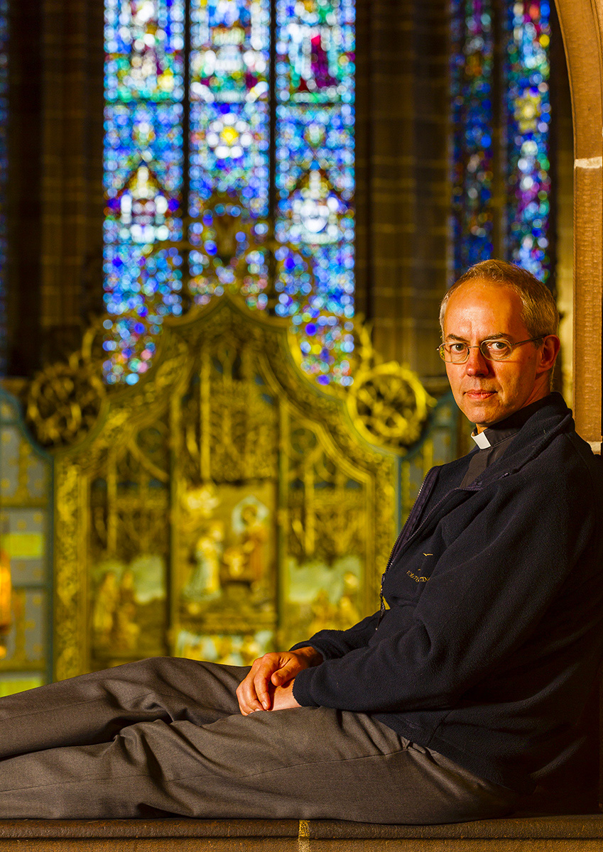 The Very Reverend Justin Welby