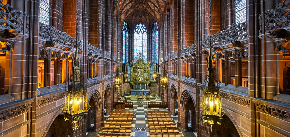 Lady Chapel, Liverpool Cathedral