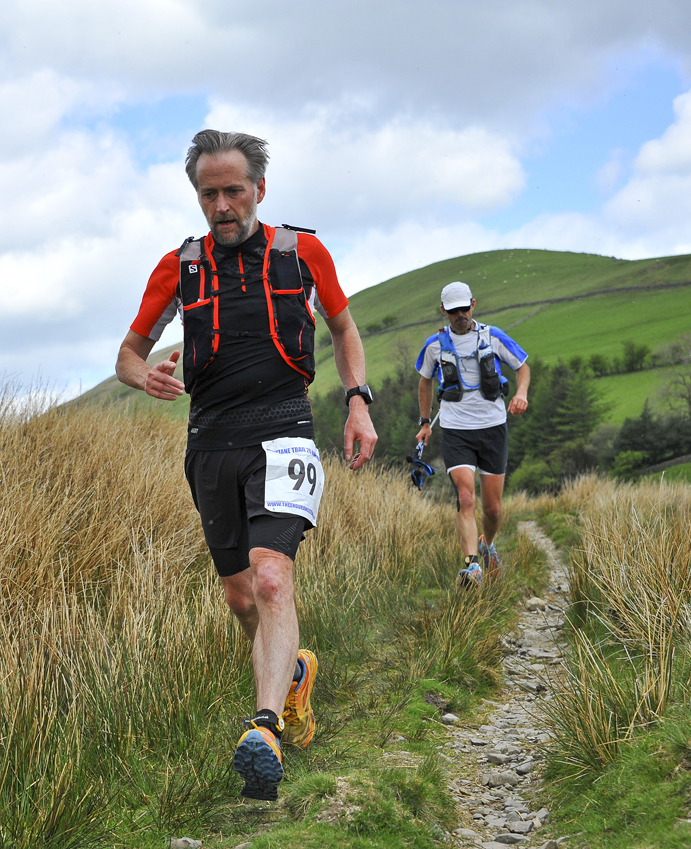 Mile 19, Howgill 26 mountain marathon