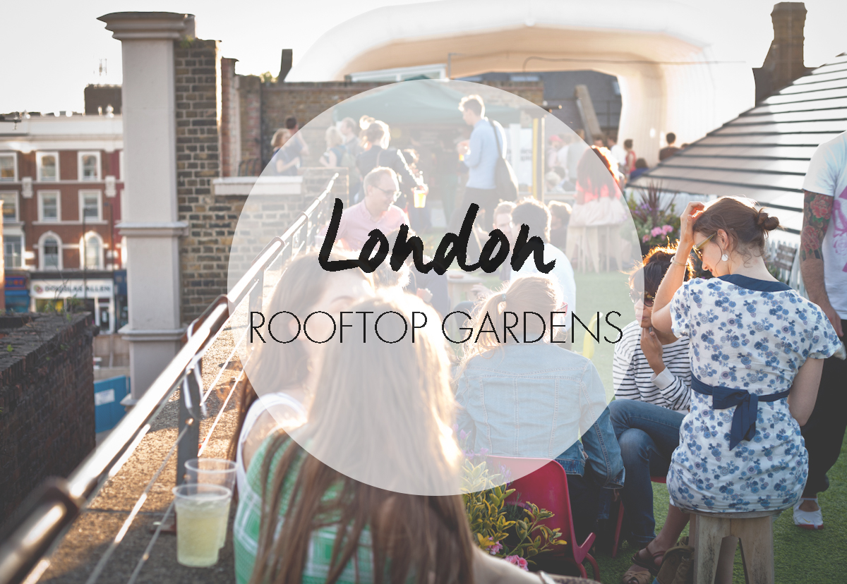 Photo: Dalston Roof Park | Editing: Daphne Ronse