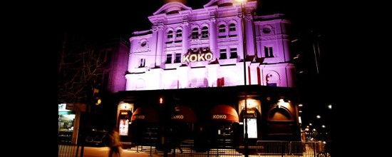 KOKO club (photo: camdenvibe.com)