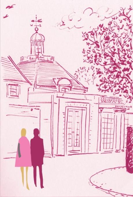 photo: London Sketchbook (Jason Brooks) - Serpentine Gallery