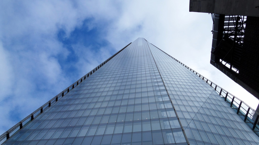 The Shard from my perspective
