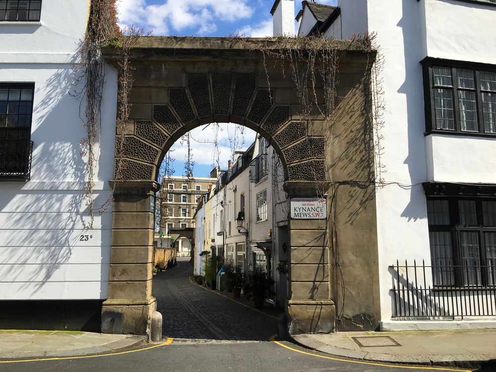 Kynance Mews (own photo)