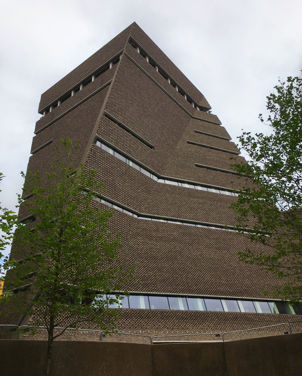 Tate Modern extension 'Switch House' (own photo)