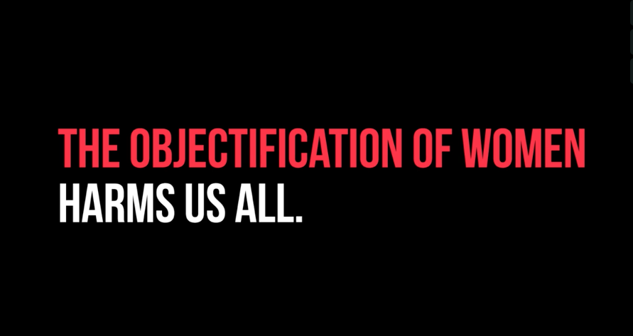 is the objectification of women in advertising worse than the objectification of men Research examining women's internalization of so via self-objectification has flourished and supported many of the theoretical tenets of objectification theory (for a thorough and critical review, see moradi & huang, 2008.