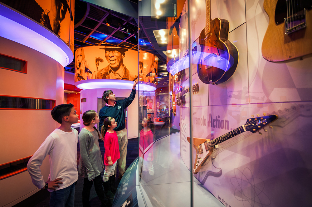 photo courtesy of GRAMMY Museum® Mississippi