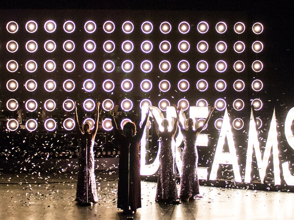 Cape Fear Regional Theatre's Dreamgirls -
