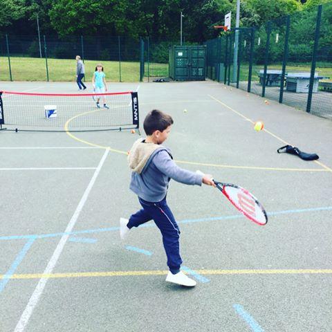JJM tennis funday