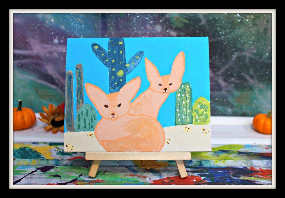 private lesson - fennec fox.jpg